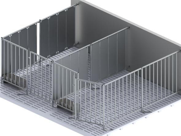 Boar cage