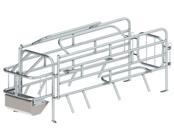 Farrowing stall Type 21