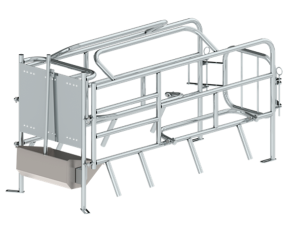 Farrowing stall Type 23