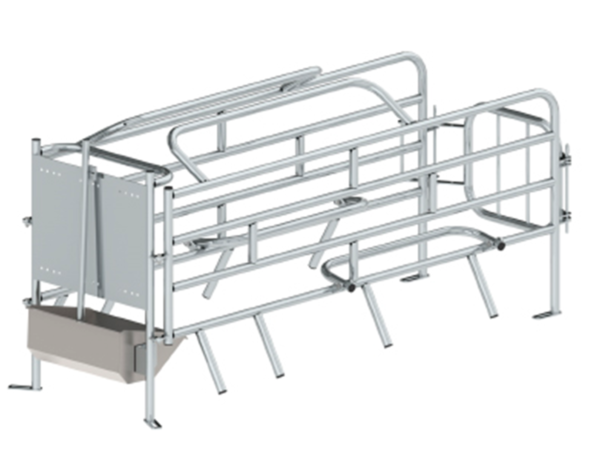 Farrowing stall Type 23/21