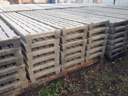 Щелевые полы из бетона
