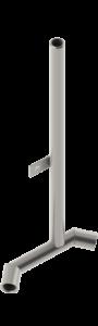 Труба напування для верстатів запліднення на 2 поїлки